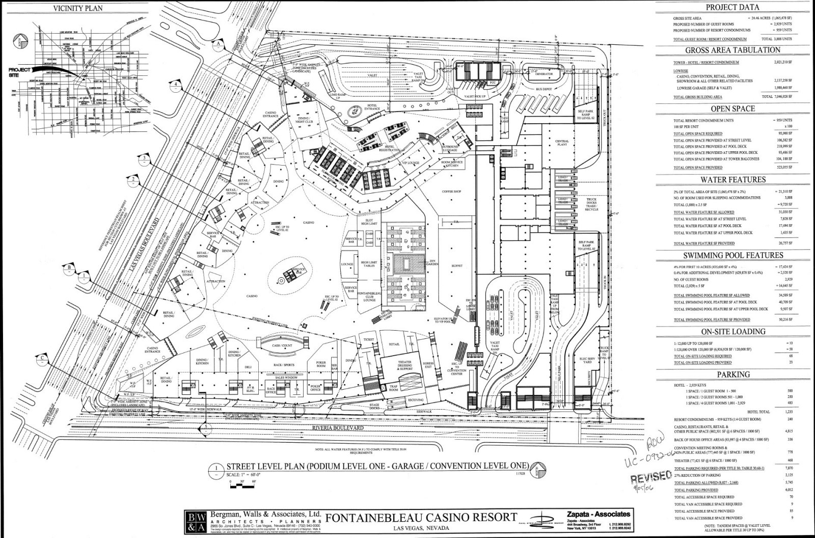 Construction Site Plan This site plan ...
